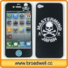With fashion design screen protector for Iphone 4