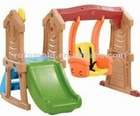 Outdoor combination slide indoor kids toy plastic