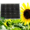 35W 18V high efficiency MONO Solar Panel