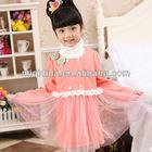 Whole Sale Girls Cotton Frock Designs Kids Party Wear Dresses Cutting