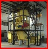 automatic dry powder mixing plant