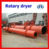 2012 newest sawdust rotary drum dryer with capacity of 0.5-40TPH