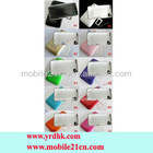 11 Colors Back Housing Cover Case with OEM Bezel Frame for Iphone 3G 8GB/16GB