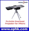 Portable Mini Overhead Projector for iPhone 4S/4G/3G/3GS