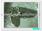 ladies fashion leather glove