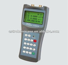 Handheld Ultrasonic Flow Meter for Liquid Flow Measurement