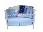 Blue Toddler Comforter Baby Bedding