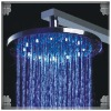 "8"" LED shower head with 12 LEDs(1015)"