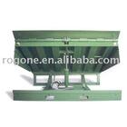 Rogone brand new stationary hydraulic dock ramp