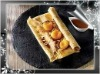 Hot Tableware Natural Slate Food Serving Tray/Placemats