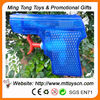 8cm semi-transparent plastic cheap water guns small