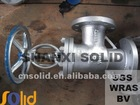 stainless angle globe valve