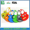 2012 cute lovely custom silicone baby bib suppliers