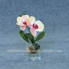 Artificial Flower Latex Orchid ,Flower Latex Orchid