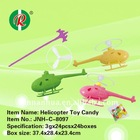 Helicopter Toy Candy / sweet / confectionary