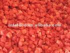 Organic IQF strawberry