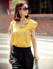 women's trendy mini blouses(K310T)
