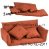KD-2011 lounge folding floor sofa bed