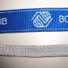 Safety reflective lanyard
