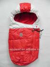 designer down coat for baby winter children's clothing