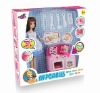 Free Shipping Doll kitchen set toy