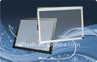 "15"" anti-dust SAW touch screen"