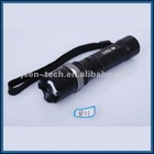 JT2188 HP Cree Q5 led aluminum rechargeable focus flashlight