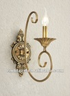 antique copper wall lamp candle wall lamp indoor