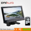 super slim 7 inch ISDB digital TV for Brazil