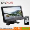 super slim 7 inch ISDB digital TV for Brazil