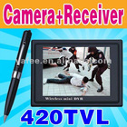 2.4GHz Wireless Pen Camera DVR MP4 N103/P103
