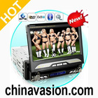 In Dash Car DVD (1DIN GPS Swivel Detach HD Touchscreen DVB-T)