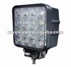 48w off road led atv light / led work light