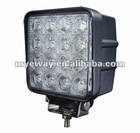 48w off road led atv light / led work light
