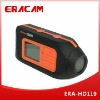 ERA-HD119 1080P Helmet Camera HD Outdoor Sports Action Camera Bike Motorcycle DVR with 1.5 Inch TFT LCD,5.0 MP