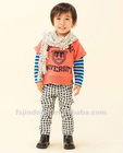 2012 New Spring Children's clothing ,Child wear ,Kids wear =JD-DZ0101
