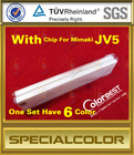 Solvent Ink Cartridge Mimaki JV5 Ink Cartridge