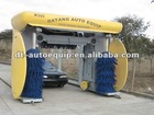 mobile automatic car wash machine with CE