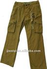 2012 Fashion 100% Cotton Pant styles for men