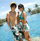 2012 new han edition lovers beach pants South Korea beaches are installed and do couples shorts hot pants big yards