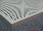 Sound absorbing honeycomb panel
