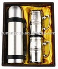 mug set,vacuum flask, gift set, flask gift set