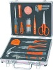 23PC aluminium tool set