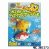 Wind up mini toys,Wind up animal toys 2pcs,play on water