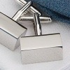 brass cufflinks, fashion cufflinks