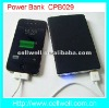CPB029 Backup Battery Portable Power Bank for iPhone4/4s&Android Mobiles