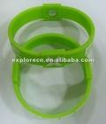 Popular silicone energy bracelets
