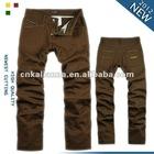 wholesale high quality designer men's jeans Man long trousers 373#