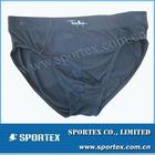 Cheap 100% cotton seamed knitted men's underwear