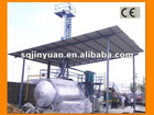 Waste oil to diesel plant with CE and SGS
